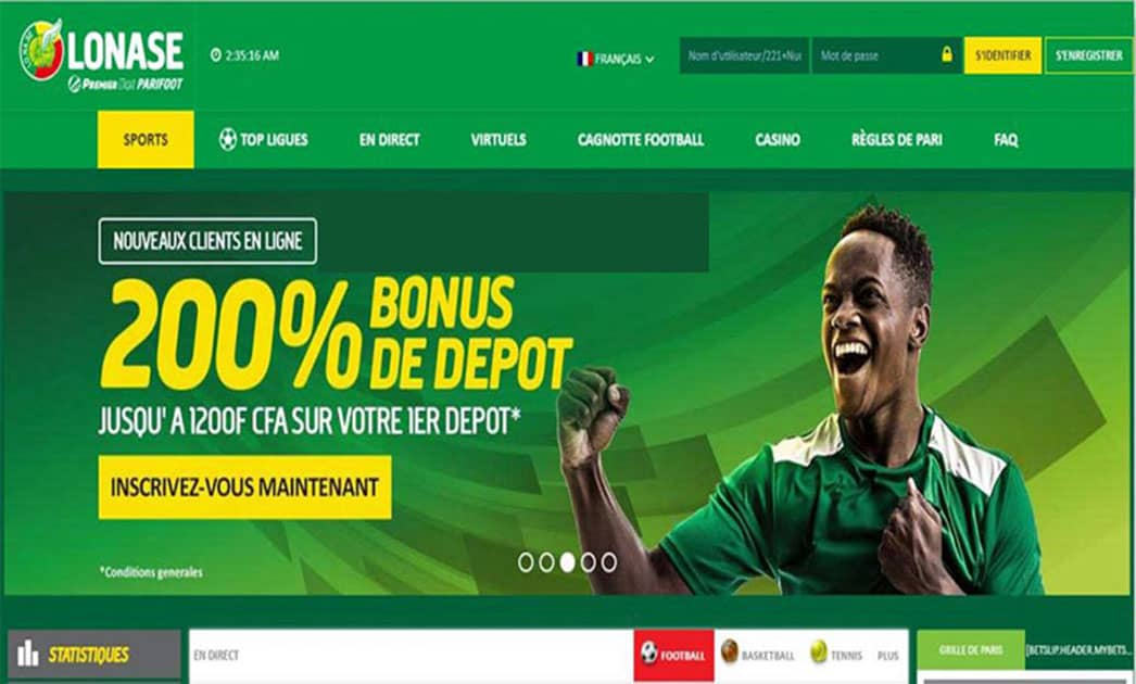 premier bet au senegal